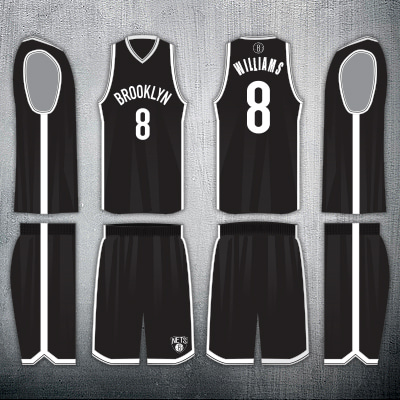 BROOKLYN NETS : Original